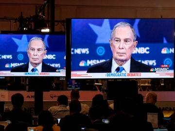 Todos los candidatos democráticos contra Michael Bloomberg
