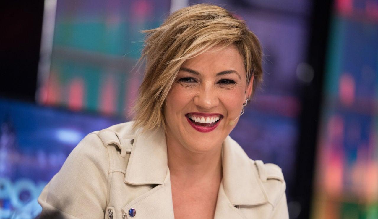 Cristina Pardo nos hace reír en 'El Hormiguero 3.0' con las risas más peculiares de los políticos