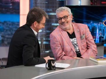 Millán Salcedo desmiente en 'El Hormiguero 3.0' las 'fake news' sobre su hospitalización