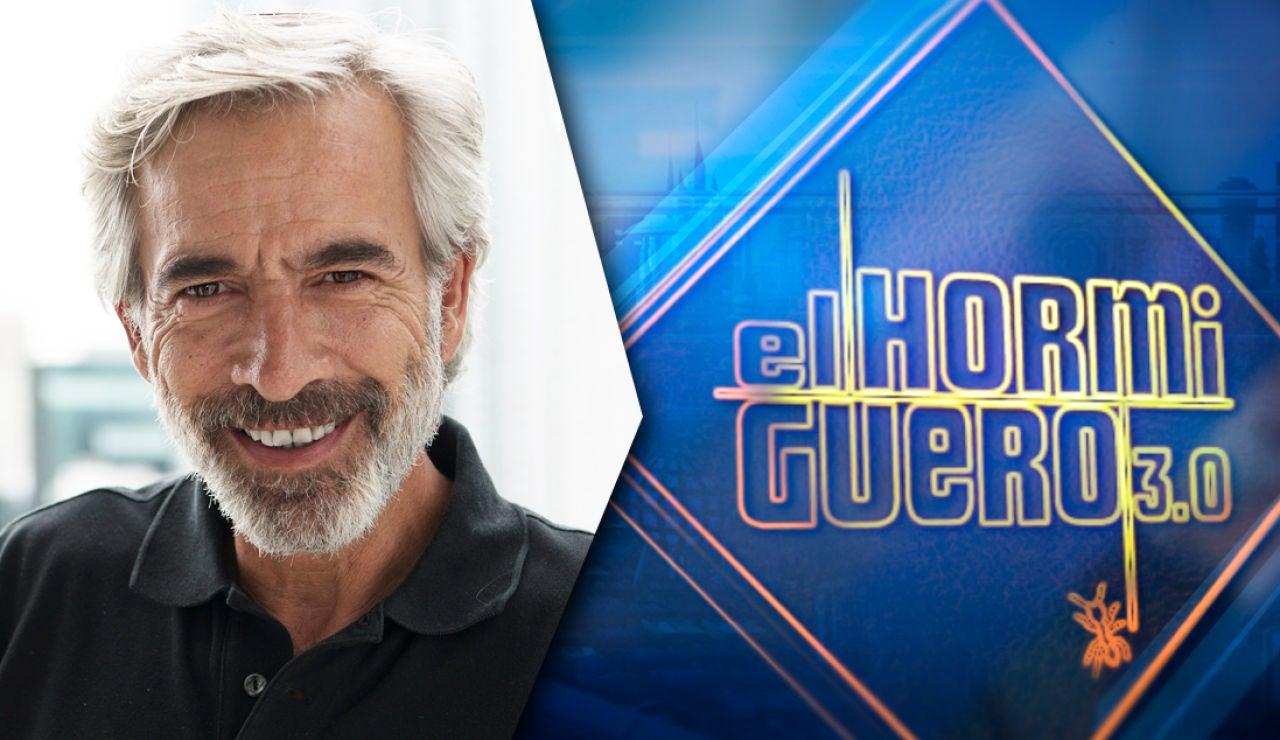 Imanol Arias en 'El Hormiguero 3.0'