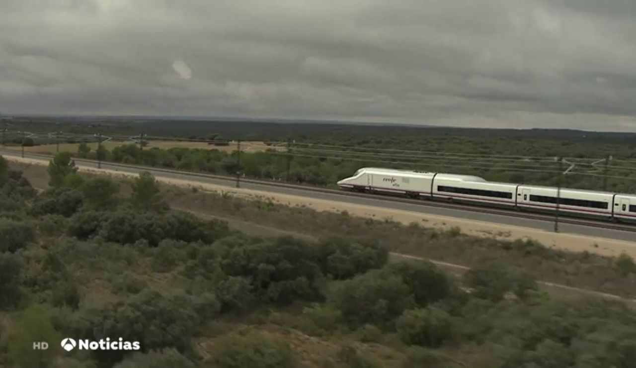 Renfe busca 550 maquinistas para sus trenes