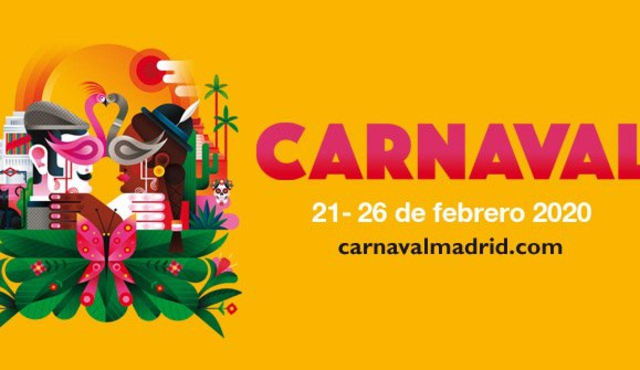 Programa Carnaval Madrid 2020: Fechas y horarios del Carnaval de Madrid