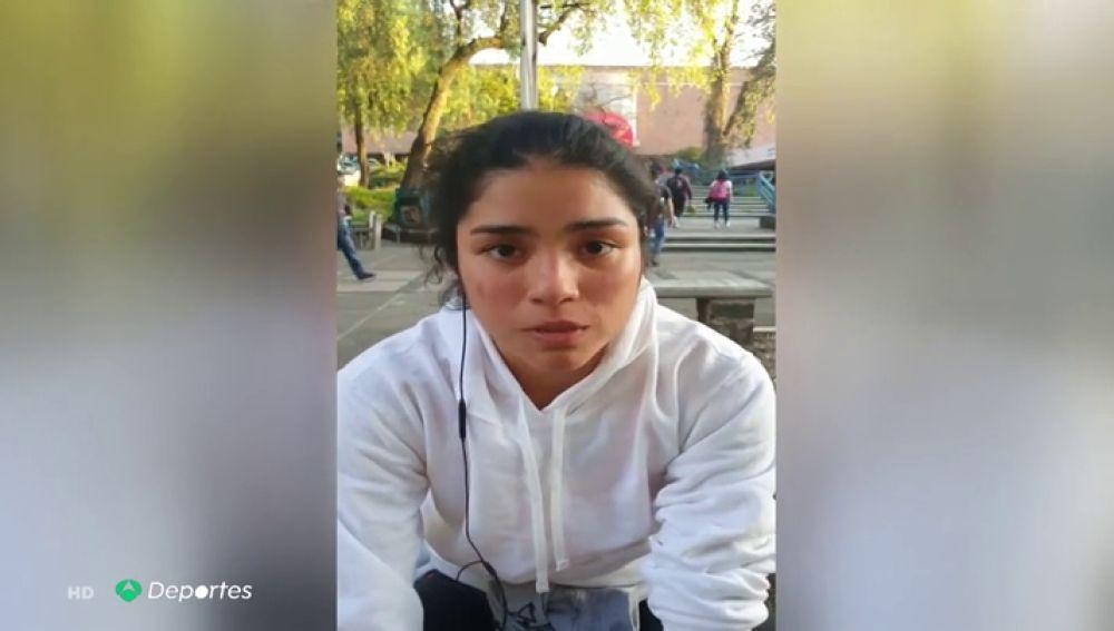 Teresa Alonso, nadadora mexicana de sincronizada, denuncia el acoso psicológico de su entrenadora
