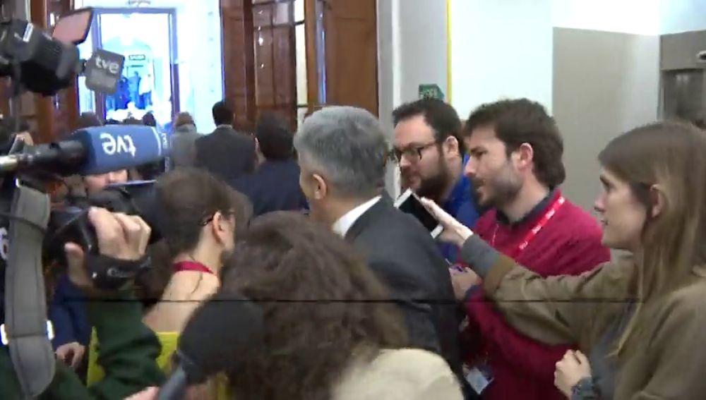 Las excusas de los ministros para no hablar de Delcy Rodríguez