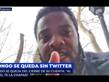 Twitter le cierra la cuenta a Bertrand Ndongo, el 'camerunés de Vox', por incitar al odio