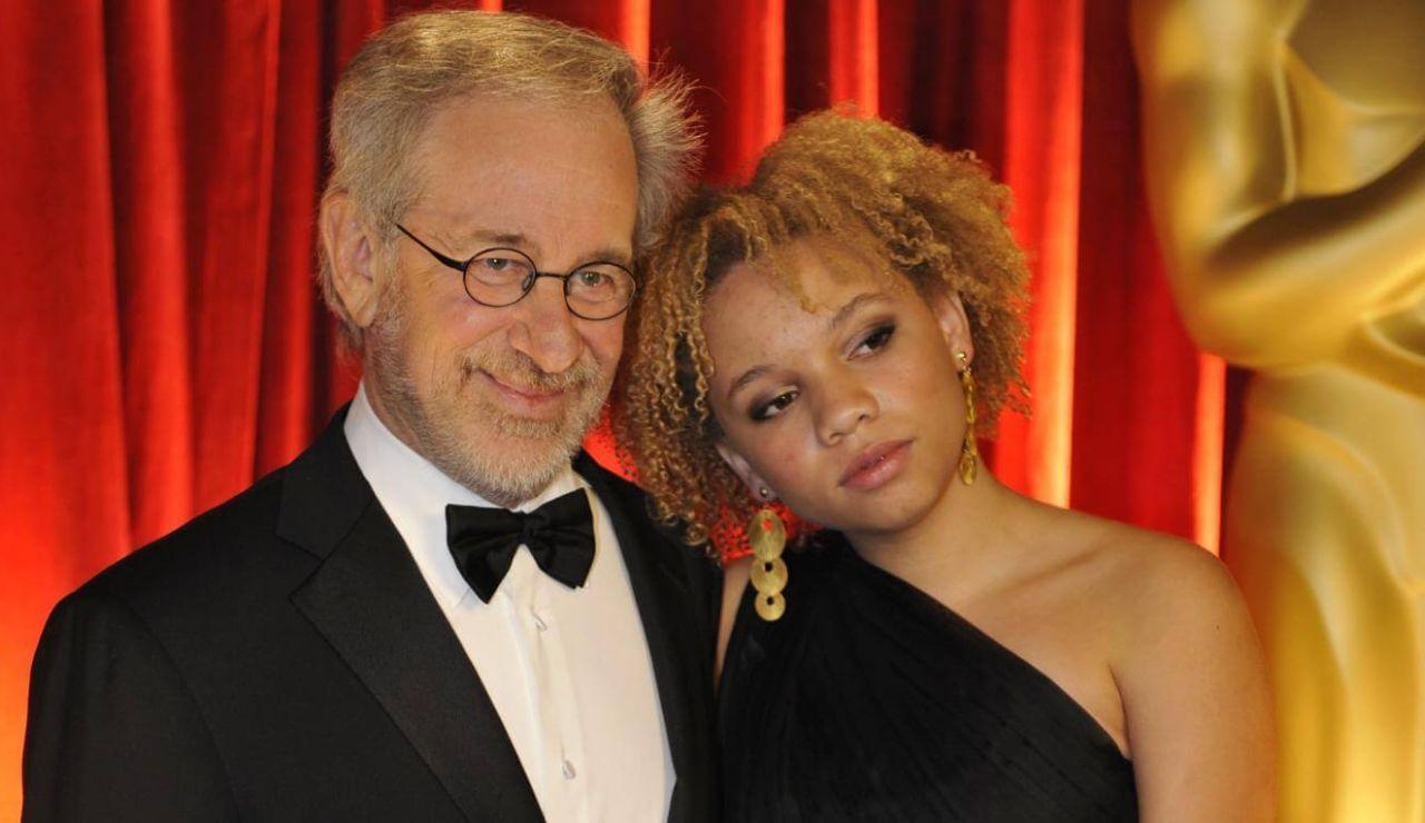 Mikaela Spielberg.
