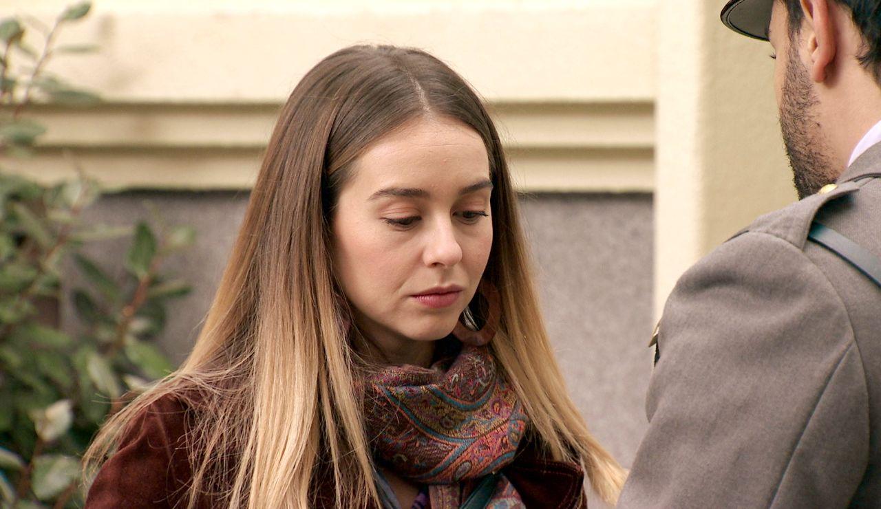 Sebas rompe su relación con Luisita