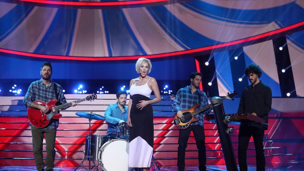 Rocío Madrid suplica en 'Lovefool' como The Cardigans
