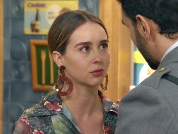 El inesperado desprecio de Luisita a Sebas