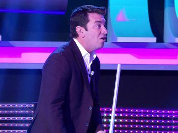 """Arturo Valls confiesa una profunda frustración en '¡Ahora caigo!': """"¡Estoy harto ya!"""""""