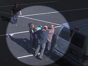 Ataque de un perro a una niña en EEUU