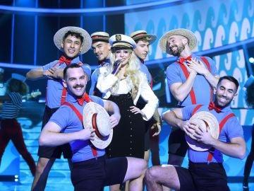 Nerea Rodríguez le canta a su 'Dear future husband' como Meghan Trainor