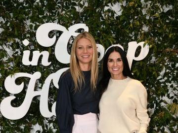 Demi Moore y Gwyneth Paltrow