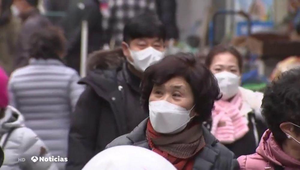 El foco del coronavirus en Corea del Sur estaría en una iglesia