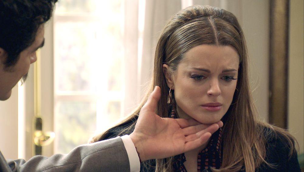 """Lourdes, a Armando: """"¡Me das asco!"""""""