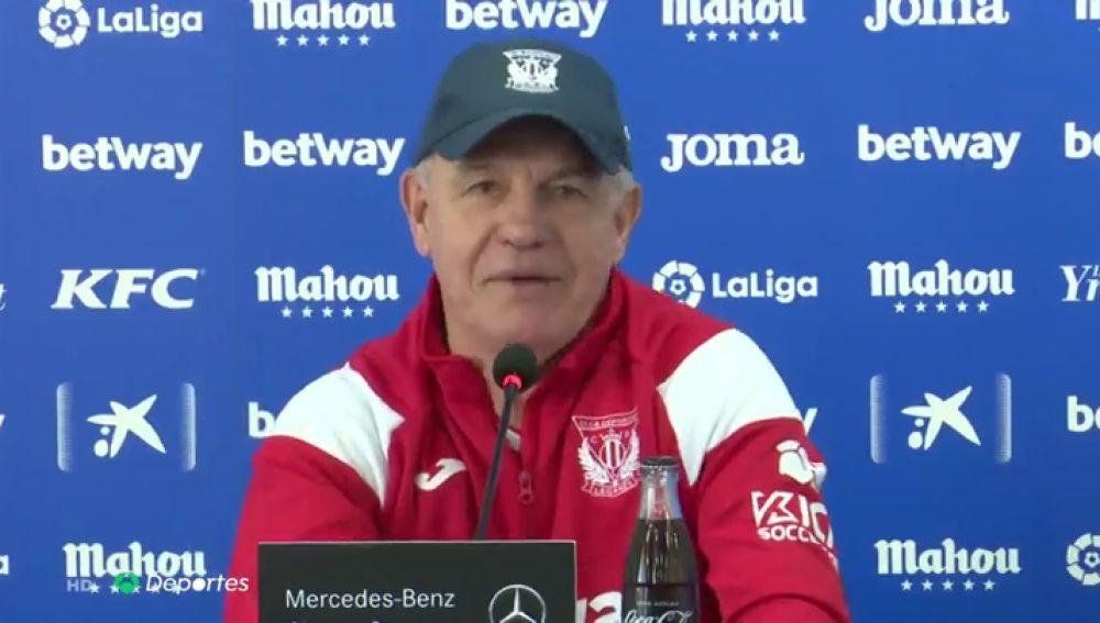 "Aguirre explota: ""Nos han chingado, somos últimos y nos zumban a dos jugadores"""