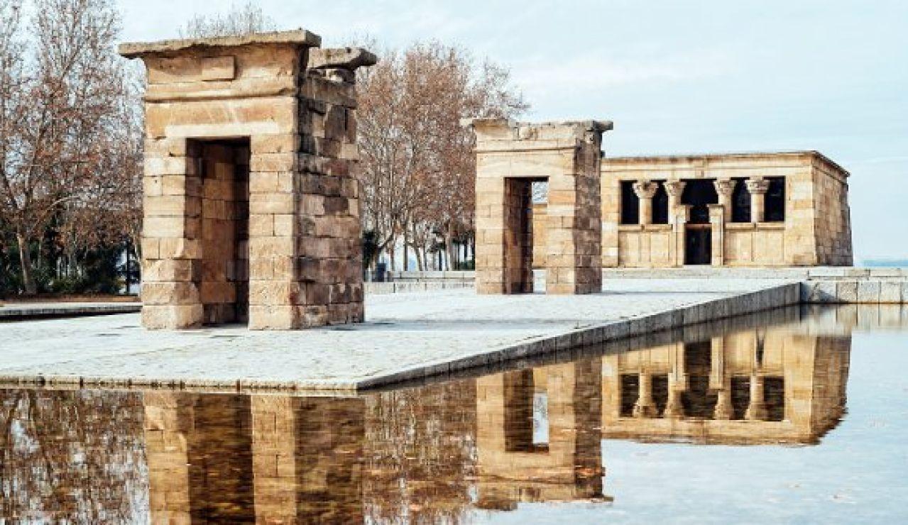 El Ayuntamiento de Madrid prepara un plan para proteger el Templo de Debod