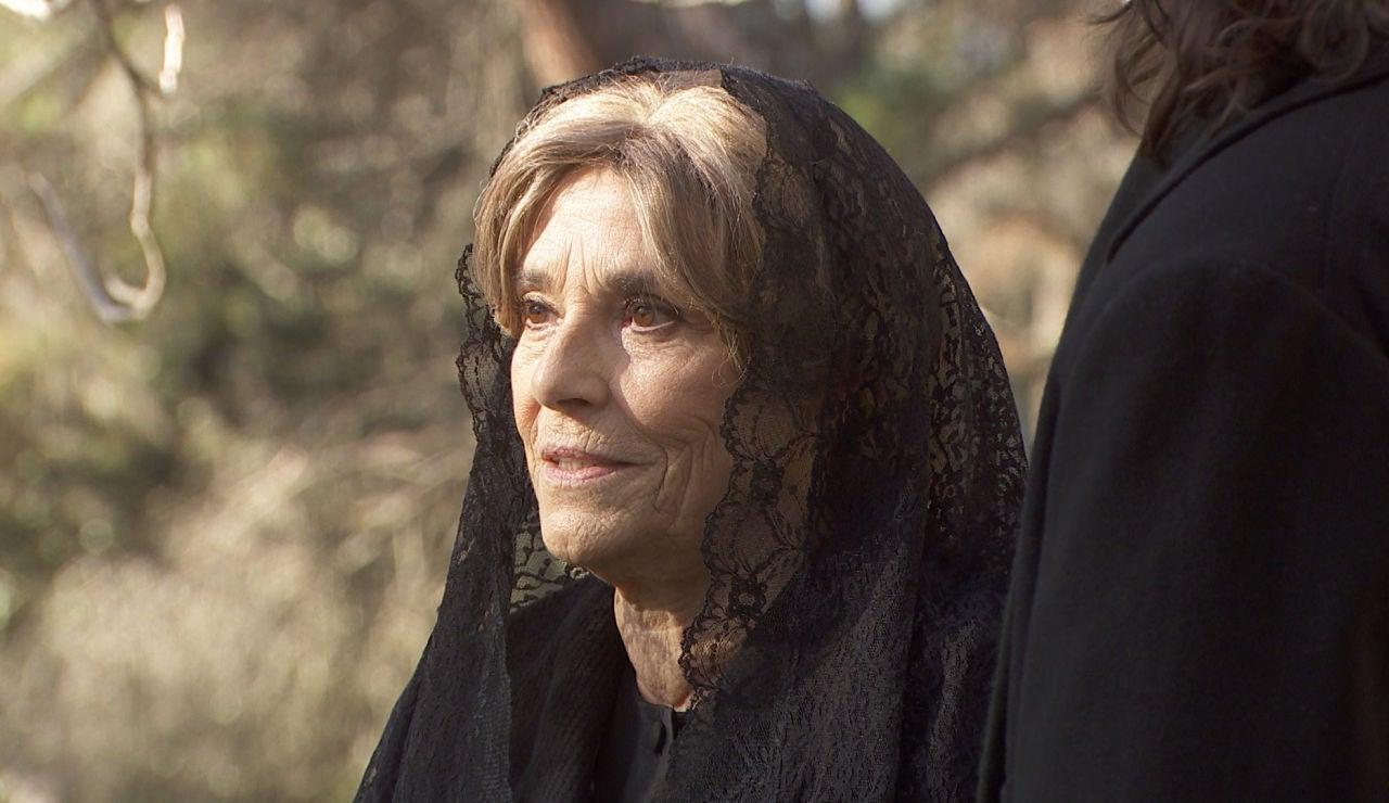 El final que Eulalia tiene pensado para Francisca Montenegro