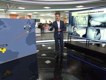 El Gobierno ocultó a Portugal que Delcy Rodríguez cruzaría su espacio aéreo