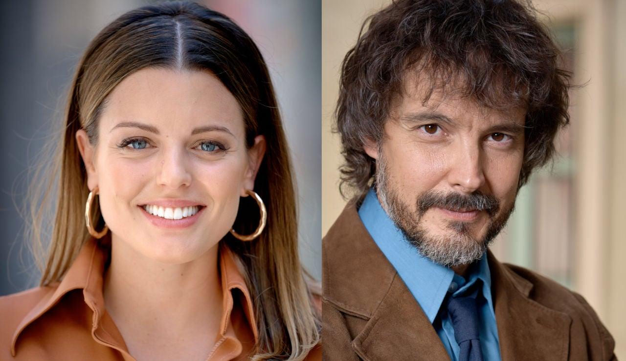 Adriana Torrebejano y David Janer