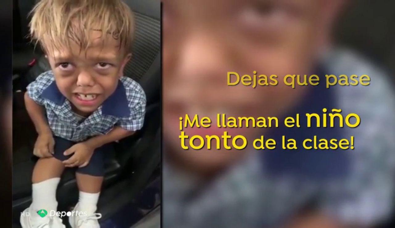 La madre de Quaden Bayles, el niño que sufre 'bullying', estalla tras las afirmaciones de que la edad de su hijo es falsa
