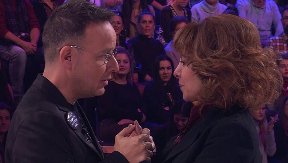 La promesa de Gisela a Àngel Llàcer en 'Tu cara me suena'