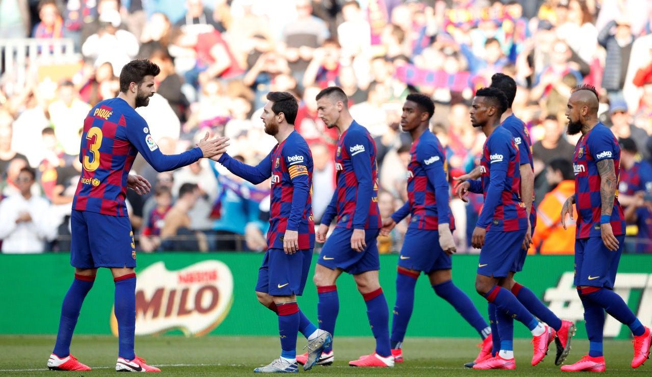 El coronavirus afectará a los jugadores del Barcelona