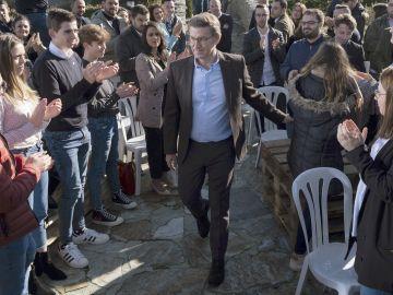 Elecciones Galicia Alberto Núñez Feijoó