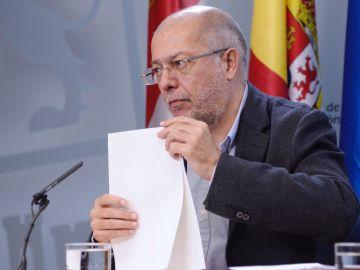 Francisco Igea, en una imagen de archivo