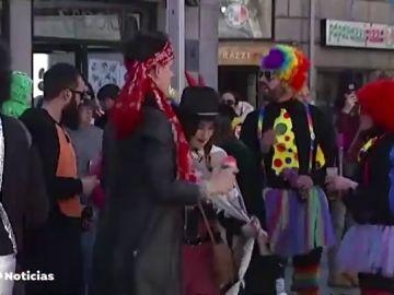 nueva Galicia Carnaval