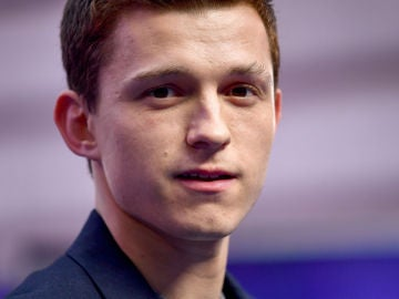 Tom Holland en la premiere de 'Onward'