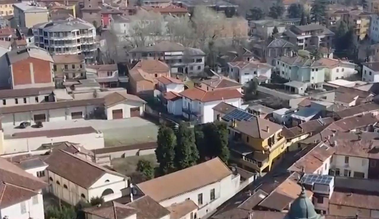 Hablamos con españoles que viven en la zona cero de Italia