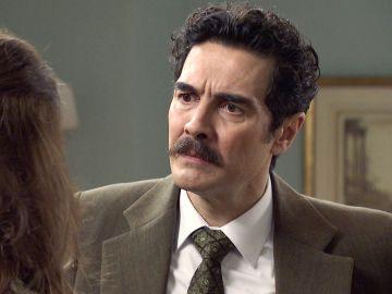 Armando explota y le dice toda la verdad sobre su relación a Irene