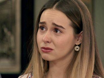 La emotiva despedida de Luisita a Sebas