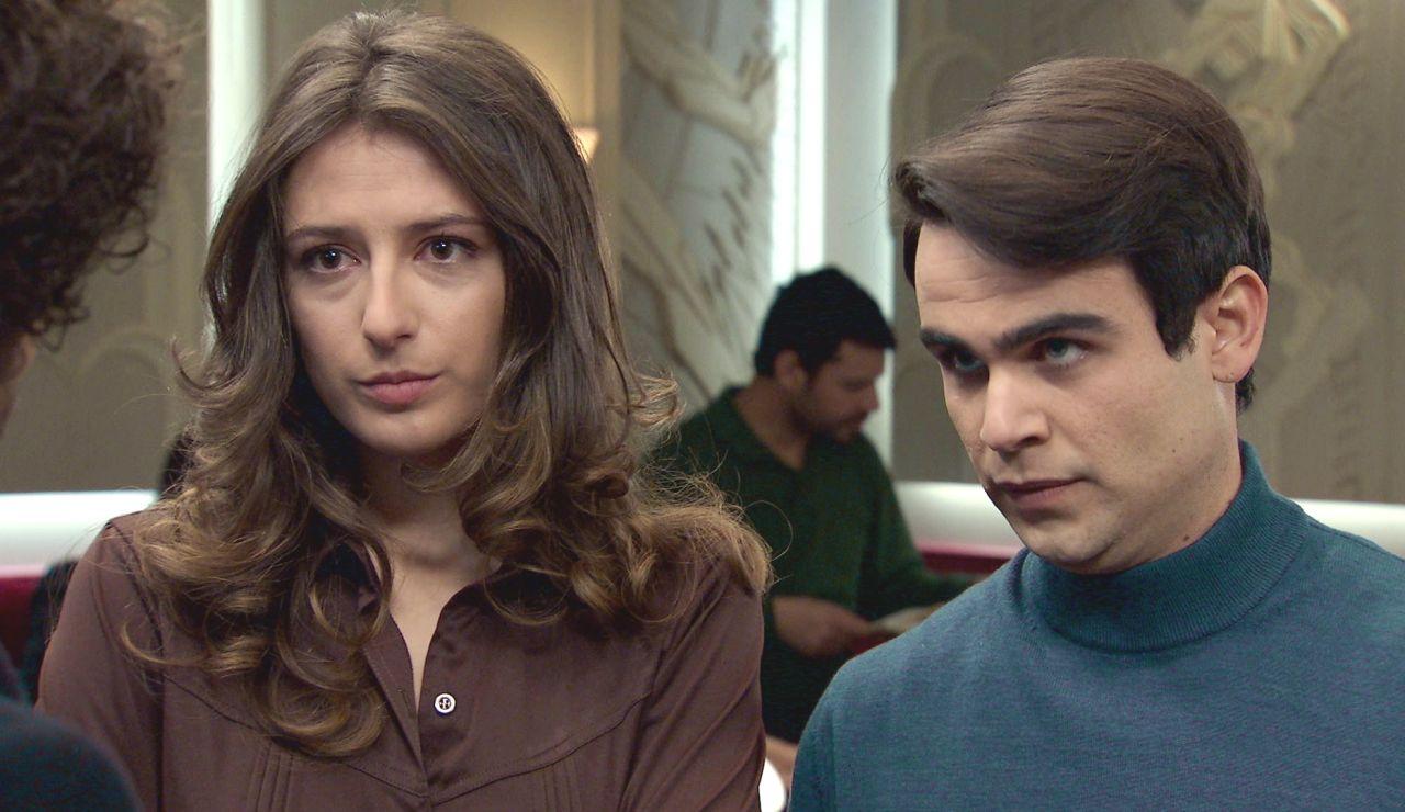Mateo y Marina se sinceran ante Fede