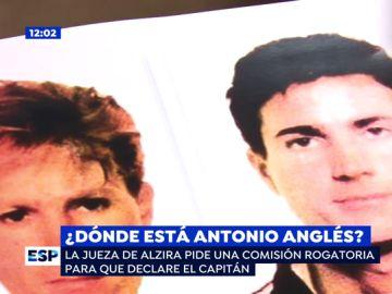 Dónde está Antonio Anglés