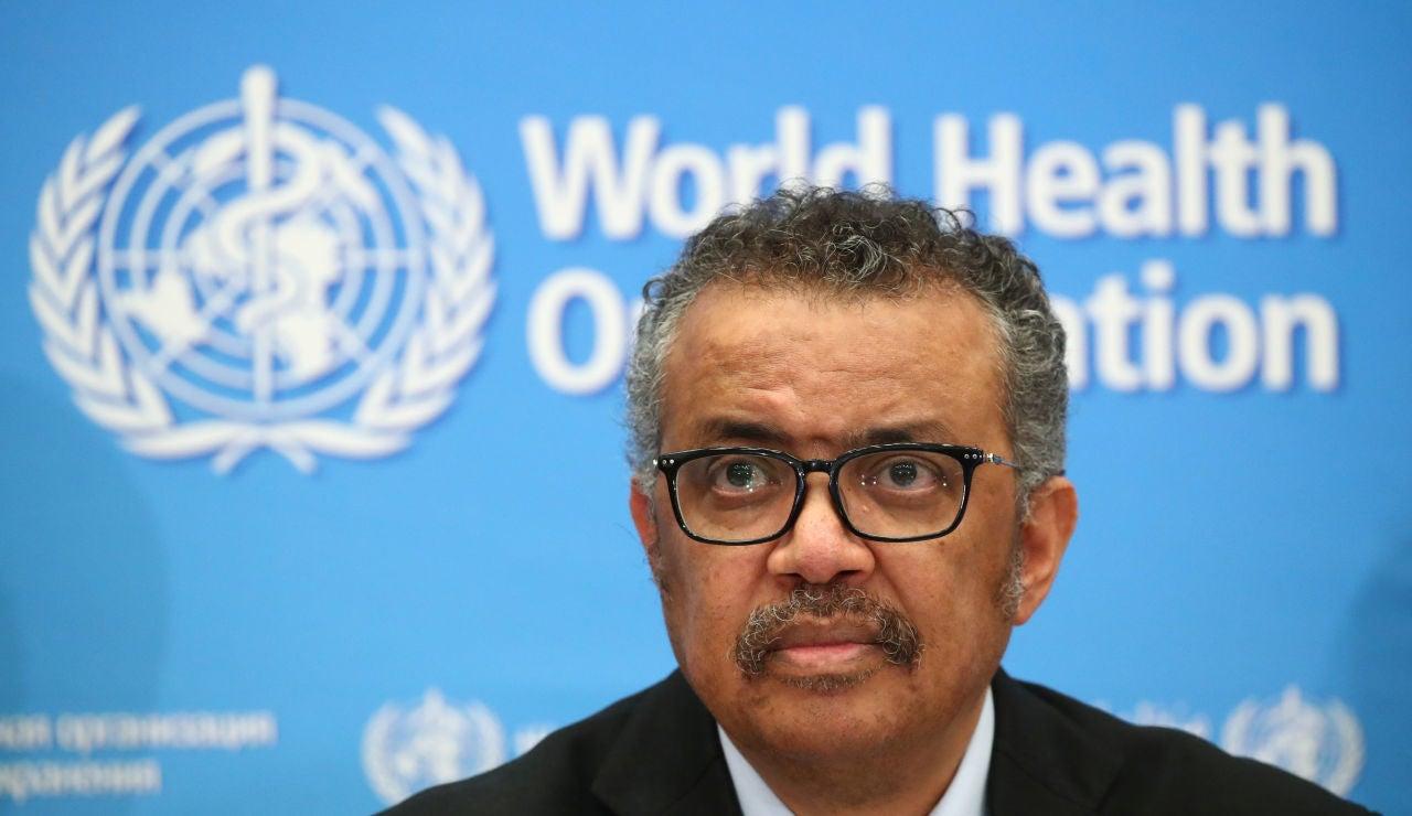 Tedros Adhanom Ghebreyesus, OMS, habla sobre el coronavirus