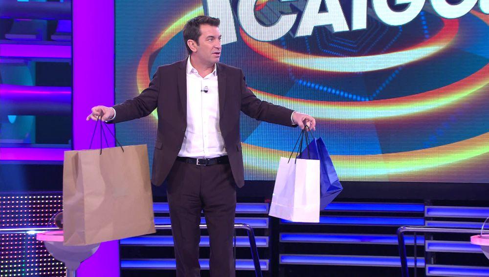 La drástica decisión de Arturo Valls en '¡Ahora caigo!' tras una tarde de compras con su mujer