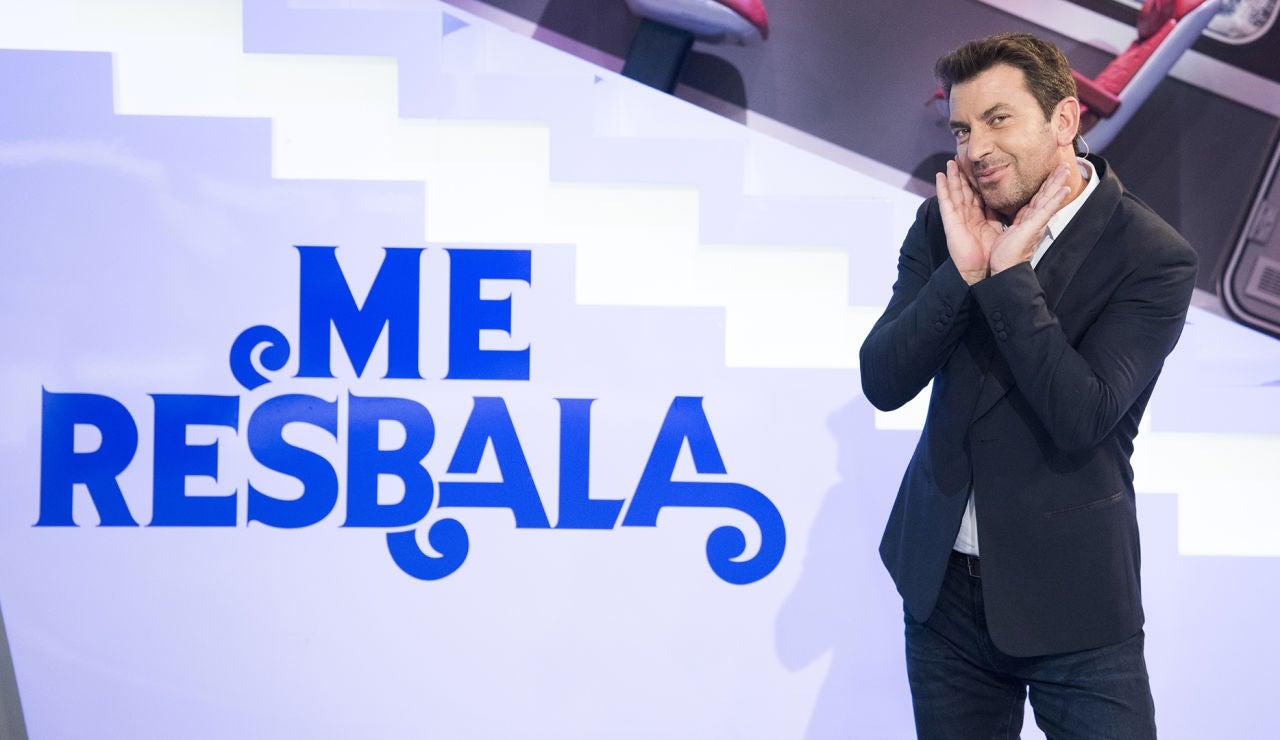 El lunes, estreno de la nueva temporada de 'Me resbala', en Antena 3
