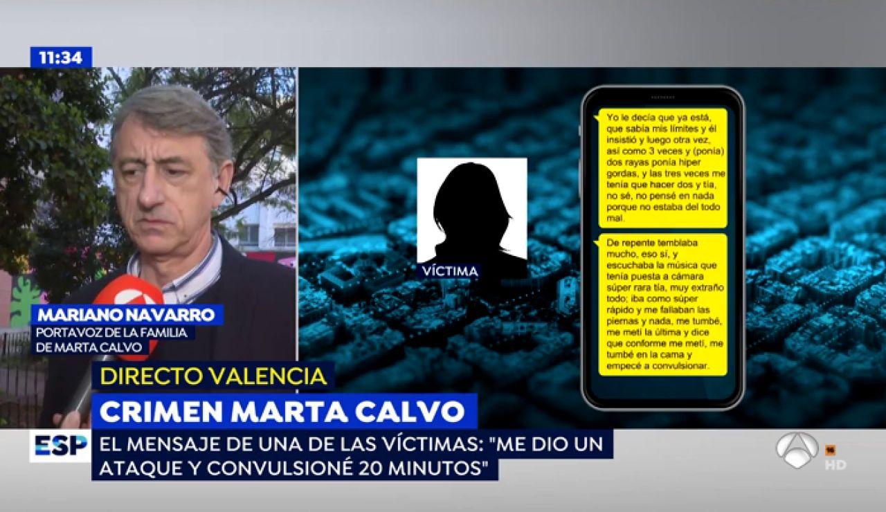 """Once mujeres denuncian las peligrosas prácticas sexuales del presunto asesino de Marta Calvo: """"Convulsioné durante 20 minutos"""""""