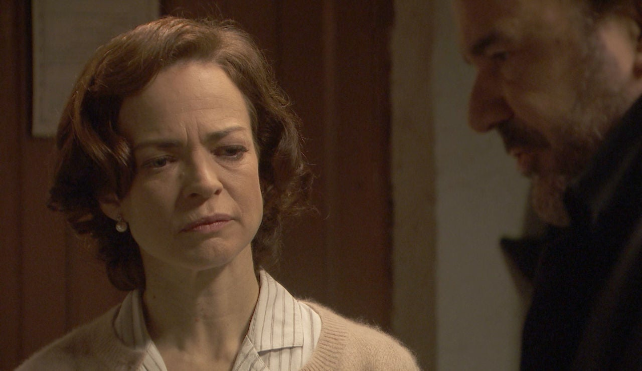 'El secreto de Puente Viejo': María Jesús muestra su verdadera cara ante Don Ignacio