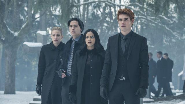 El cast de 'Riverdale'