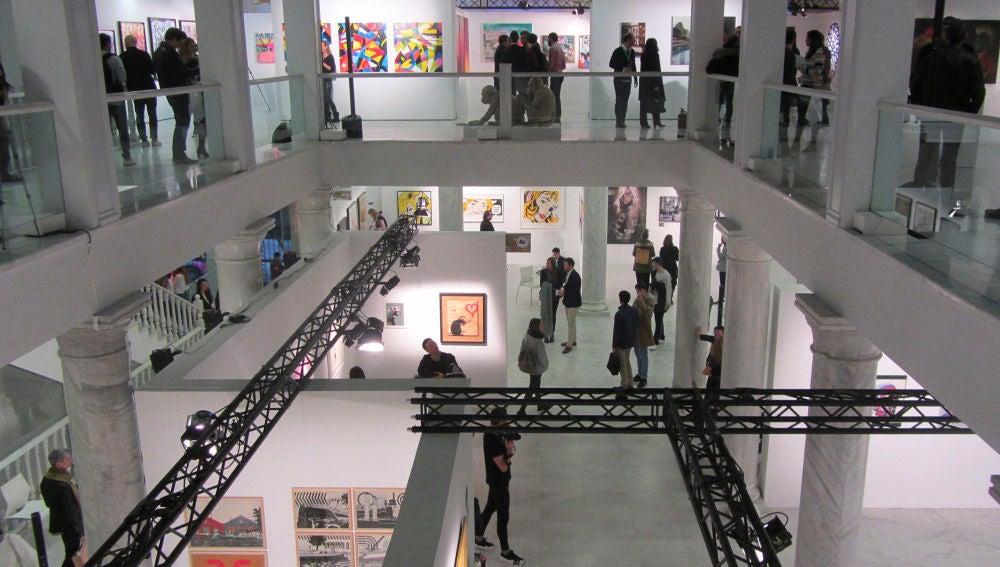 La feria de arte contemporáneo ARCO da comienzo con una previa de ferias 'satélites'