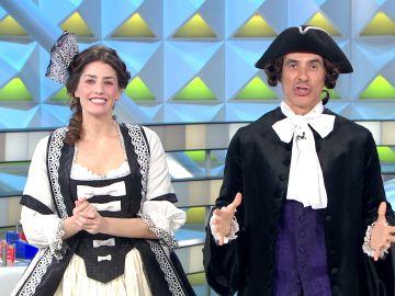 Los disfraces nominados a un Óscar de Jorge Fernández y Laura Moure