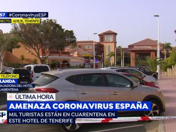 Amenaza coronavirus