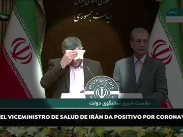 El viceministro iraní, encargado de contener la expansión del coronavirus, se contagia