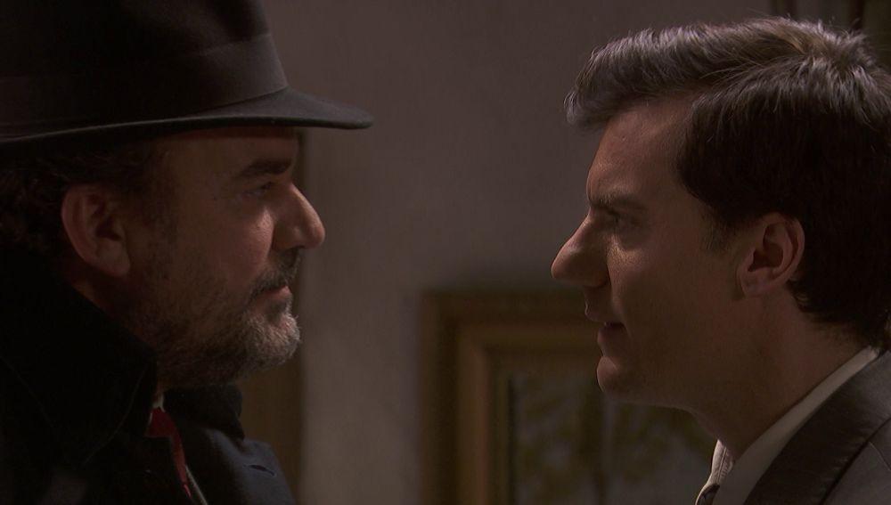 """'El secreto de Puente viejo': """"Ya es hora de que sepa la culpa que tiene en esta historia"""""""