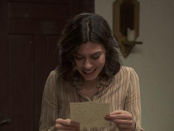 'El secreto de Puente viejo': La carta de Urrutia desde prisión da fuerza a Alicia