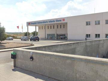 El Hospital Universitario Infanta Elena, en Valdemoro, Madrid
