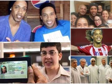 Los mejores memes de la detención de Ronaldinho en Paraguay